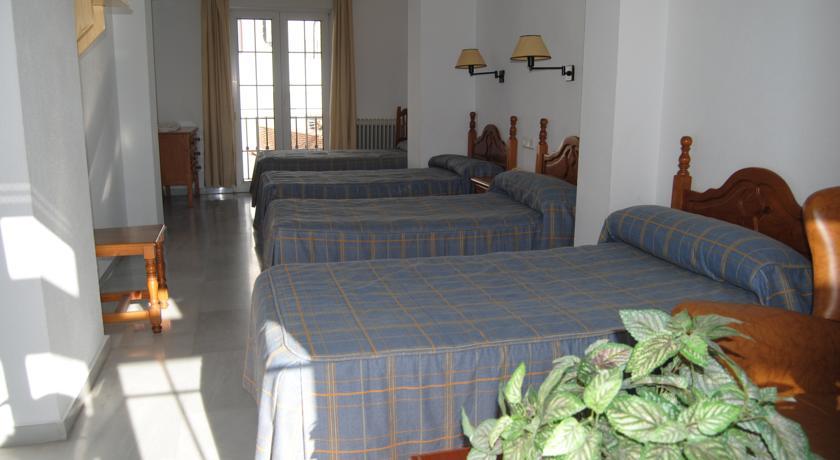 Habitación Cuádruple Hotel Mirasol