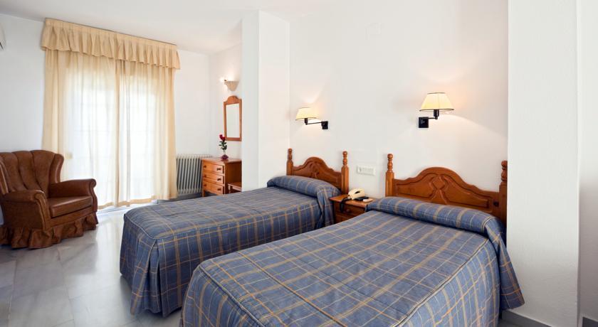 Habitación Doble Hotel Mirasol