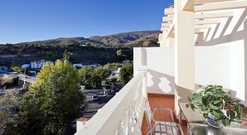 Habitación Doble con Terraza Hotel Mirasol