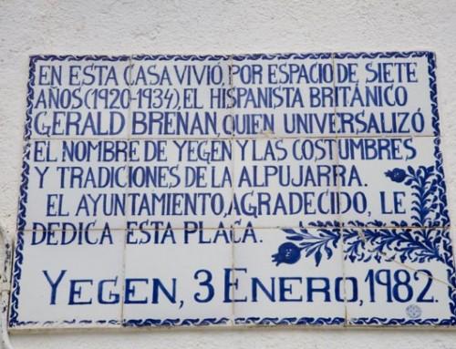 Historia y mito en la Alpujarra: siguiendo la pista de Gerald Brenan