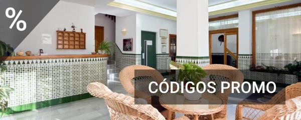 Códigos promocionales en Hotel Mirasol