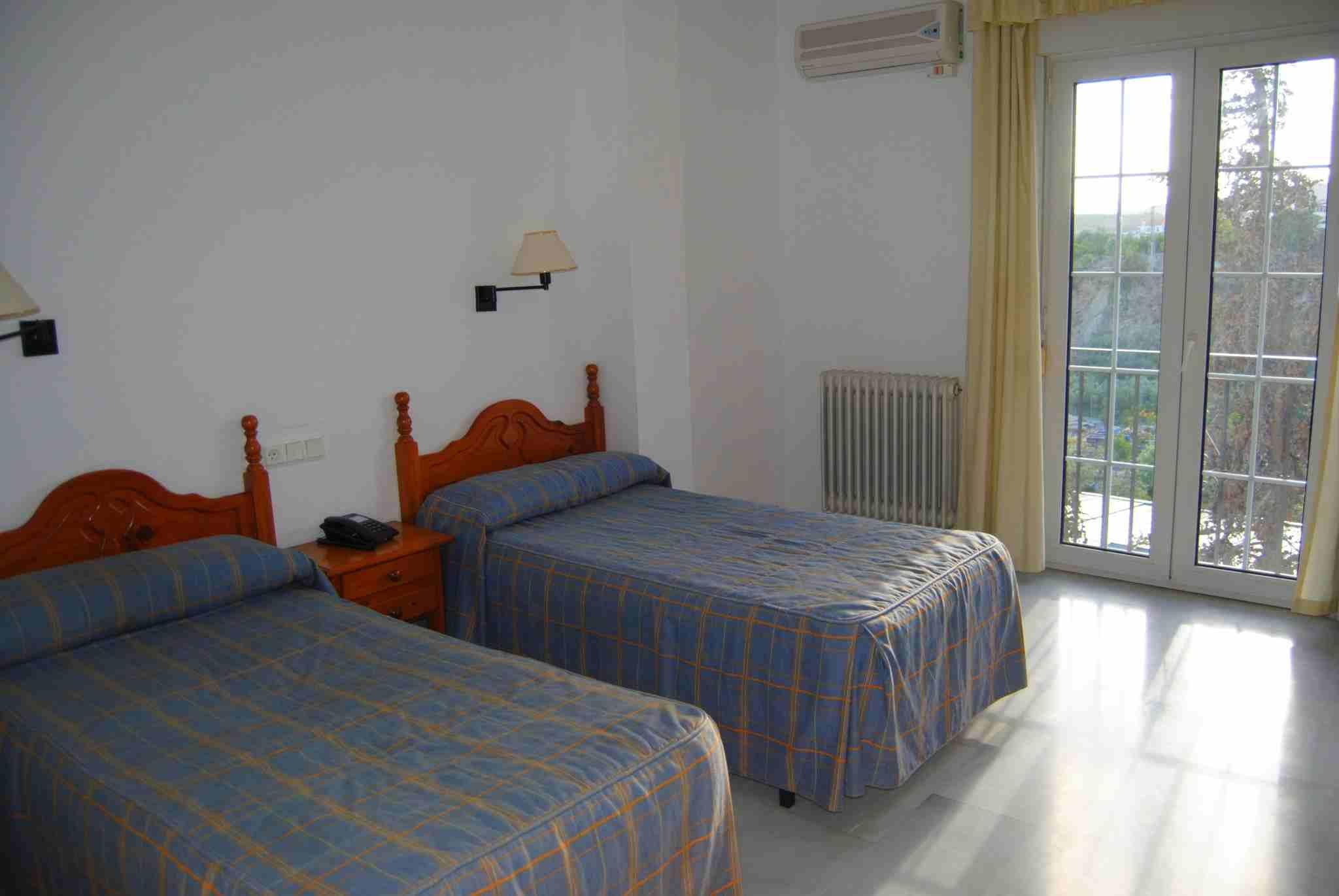 Habitación doble Hotel Mirasol Órgiva