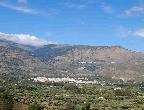 Órgiva y Pampaneira acogen el Encuentro Nacional de Barranquismo