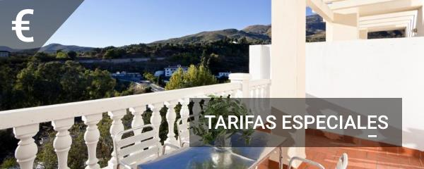 Tarifas Especiales Hotel Mirasol